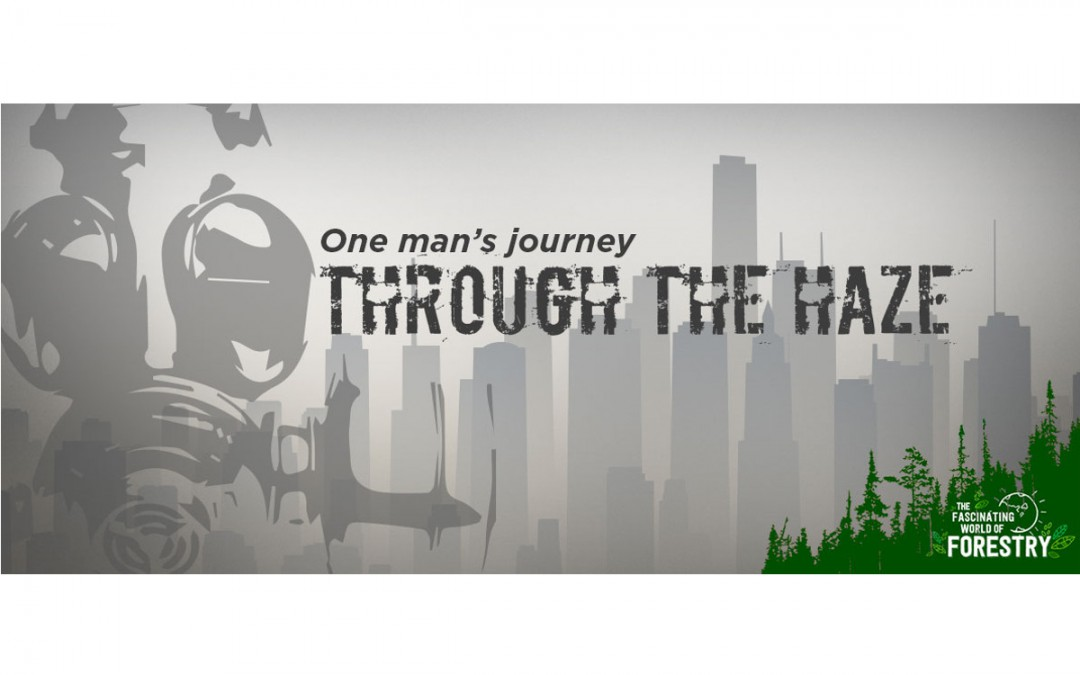 One Man's Journey Through the Haze